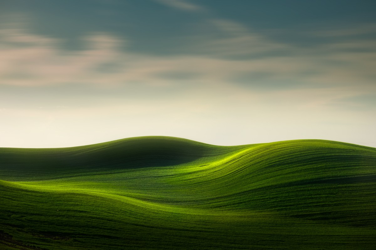 Peaceful Rural Landscapes by Zsebok Tamas